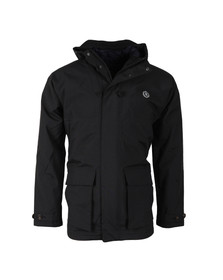 Henri Lloyd Mens Black Salen Seam Taped Jacket
