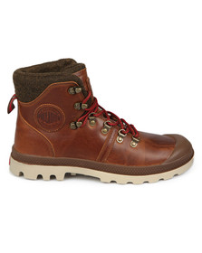 Palladium Mens Brown Pallabrouse Hiker