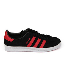 Adidas Originals Mens Black Topanga Trainer