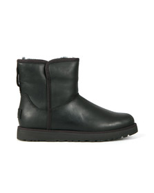 Ugg Womens Black Cory Leather Boot
