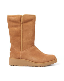 Ugg Womens Brown Amie Boot