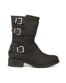 Ugg Womens Black Wilcox Boot