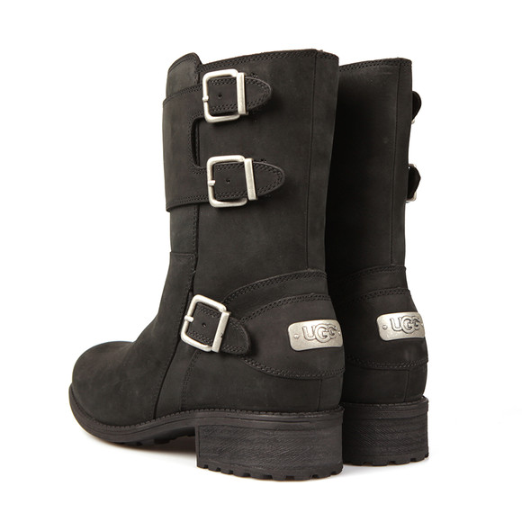 Ugg Womens Black Wilcox Boot main image