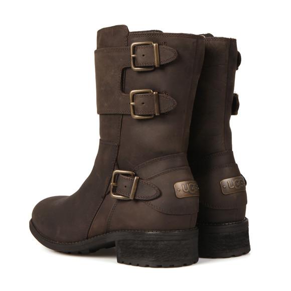 Ugg Womens Brown Wilcox Boot main image