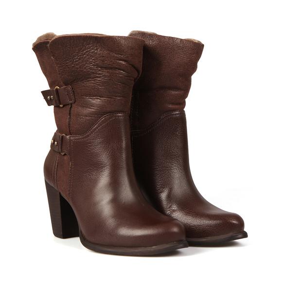 Ugg Womens Brown Jayne Boot main image