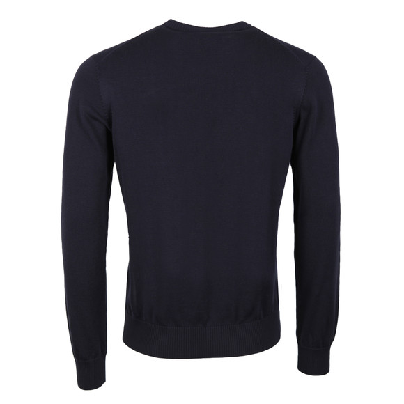 Psycho Bunny Mens Blue Crew Neck Sweater main image