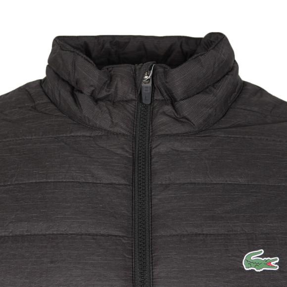 Lacoste Sport Mens Black BH9357 Jacket main image