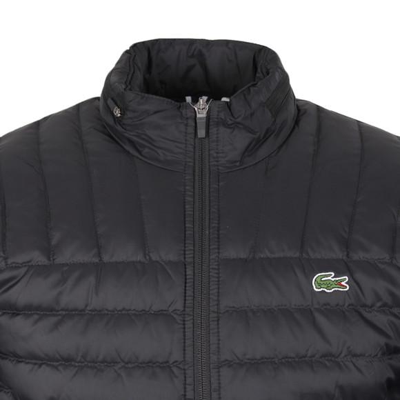 Lacoste Mens Black BH9642 Jacket  main image