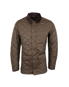 Barbour Lifestyle Mens Green Canterbury Quilt Jacket