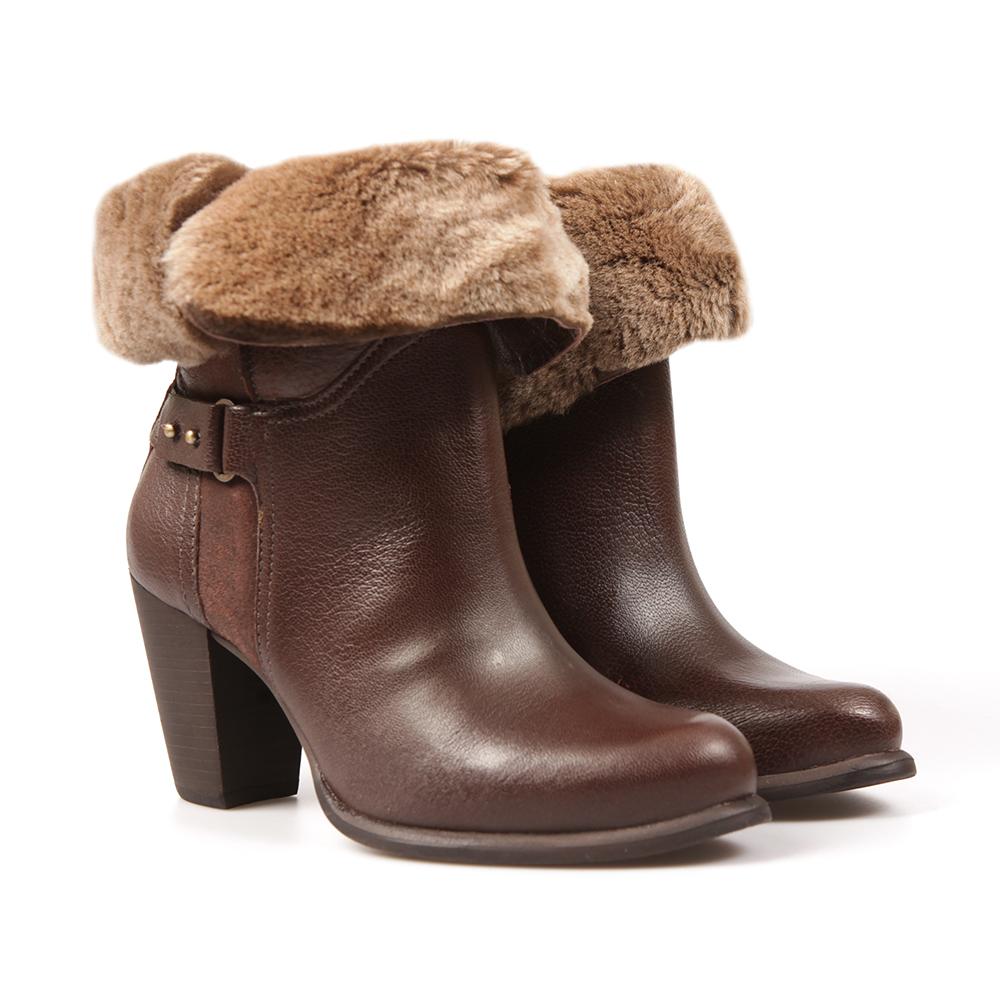 43d787e00d1 Womens Brown Jayne Boot