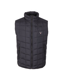 Gant Mens Blue LW Cloud Gilet