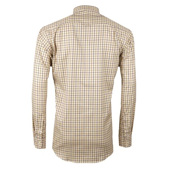Barbour Countrywear Mens Blue Maud Shirt main image