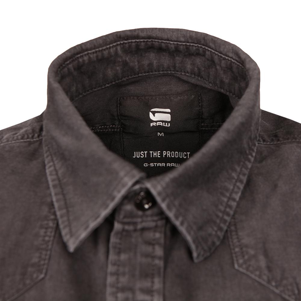 Trell Denim LS Shirt main image