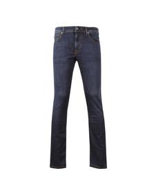 Hackett Mens Blue Newburg Regular Jean