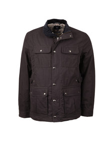Gant Mens Blue Moore Wax Jacket