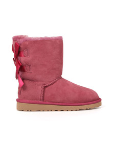 Ugg Girls Pink Bailey Bow Boot