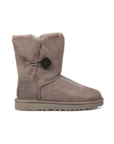 Ugg Womens Grey Bailey Button II Boot