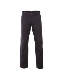 Gant Mens Blue Comfort Fit Chino