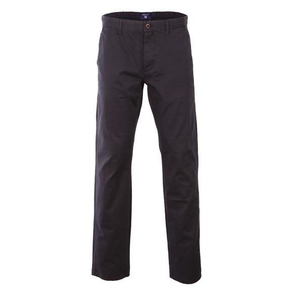 Gant Mens Blue Comfort Fit Chino main image
