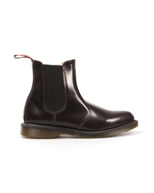 Dr. Martens Womens Red Flora Boot