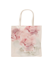 Ted Baker Womens Pink Kyracon Porcelain Rose Large Icon Bag