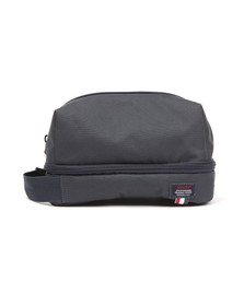 Superdry Mens Blue Wash Bag