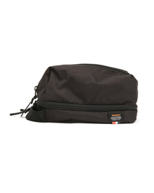 Superdry Mens Black Wash Bag