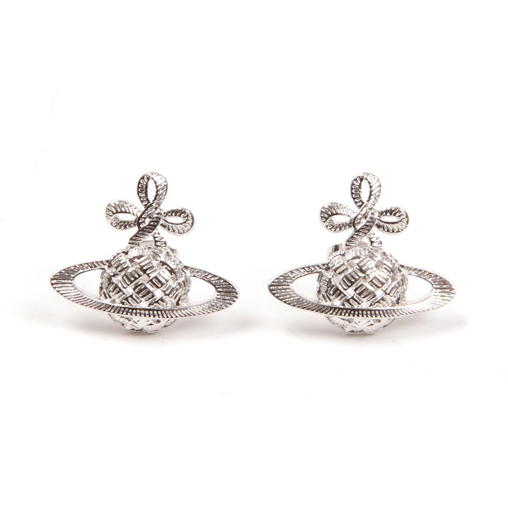 Simone Bas Relief Earrings main image