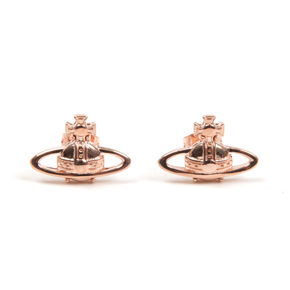 Vivienne Westwood Womens Pink Suzie Earrings main image
