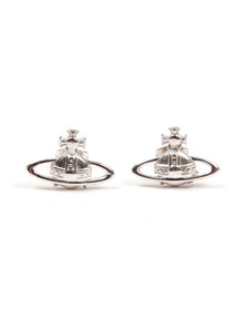 Vivienne Westwood Womens Silver Suzie Earrings