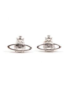 Vivienne Westwood Womens Silver Suzie Earrings