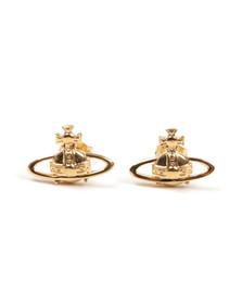 Vivienne Westwood Womens Gold Suzie Earrings