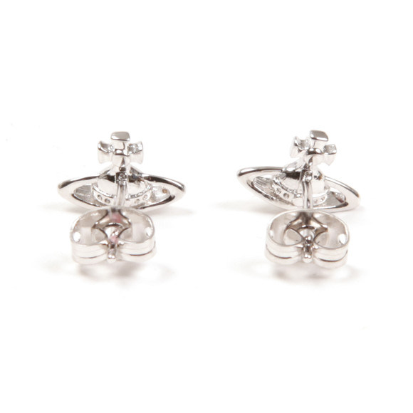 Vivienne Westwood Womens Silver Lorelei Stud Earrings main image