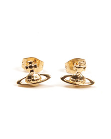 Vivienne Westwood Womens Gold Lorelei Stud Earrings
