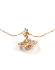 Vivienne Westwood Womens Gold Grace Small Pendant