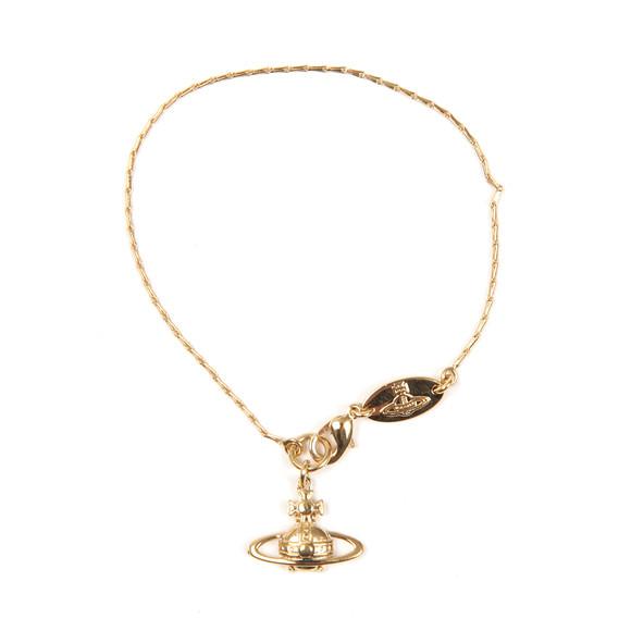 Vivienne Westwood Womens Gold Suzie Bracelet main image