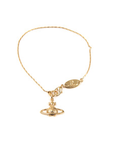 Vivienne Westwood Womens Gold Suzie Bracelet