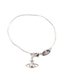 Vivienne Westwood Womens Silver Suzie Bracelet