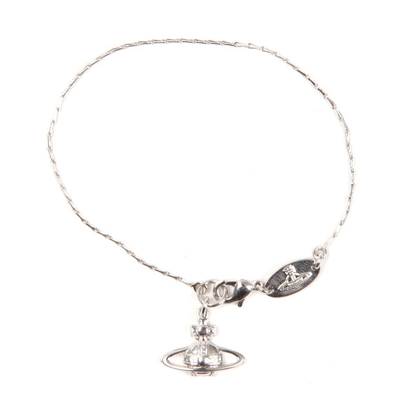 Vivienne Westwood Womens Silver Suzie Bracelet main image