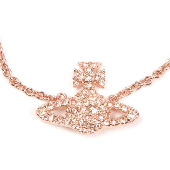 Vivienne Westwood Womens Pink Grace Bas Relief Bracelet main image
