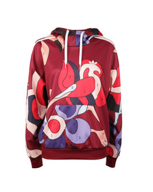 Adidas Originals Womens Multicoloured Rita Ora Hoody