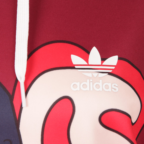 Adidas Originals Womens Multicoloured Rita Ora Hoody main image