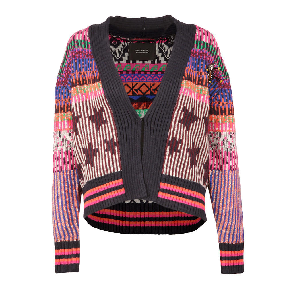 Knitted Cardigan main image