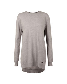 Barbour Lifestyle Womens Grey Meadowsweet Jumper