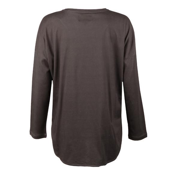 Barbour International Womens Grey Visor T Shirt main image