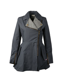 Peregrine Womens Blue Pembroke Jacket