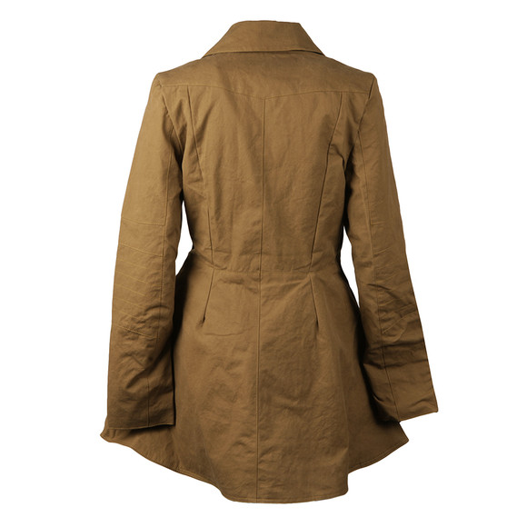 Peregrine Womens Green Pembroke Jacket main image