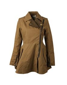 Peregrine Womens Green Pembroke Jacket
