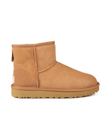 Ugg Womens Brown Classic Mini II Boot