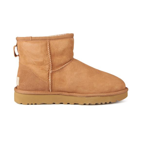Ugg Womens Brown Classic Mini II Boot
